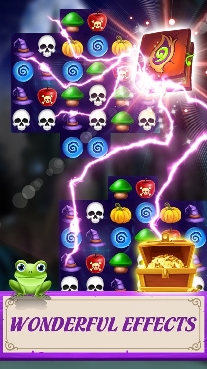 Magic Puzzle Legend: Match 3