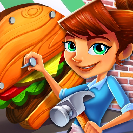 Diner DASH Adventures app for iphone