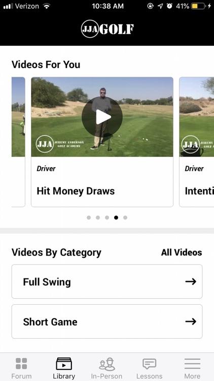 JJA Golf screenshot-3