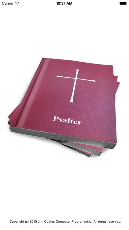 Psalter screenshot-0