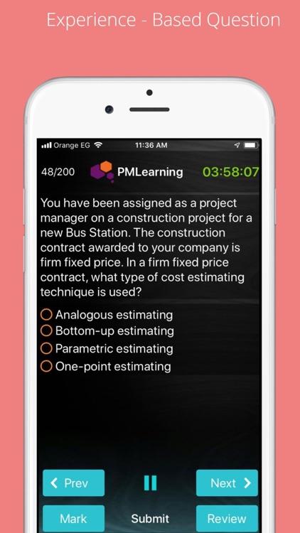 PMP Exam Prep 2021: 100 % Pass screenshot-5