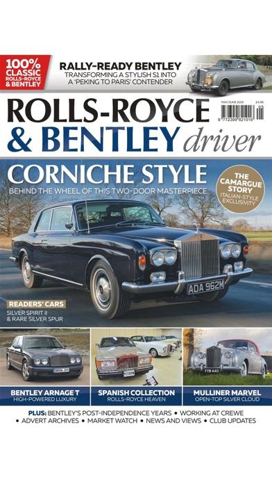 Rolls-Royce & Bentley Driver screenshot 1
