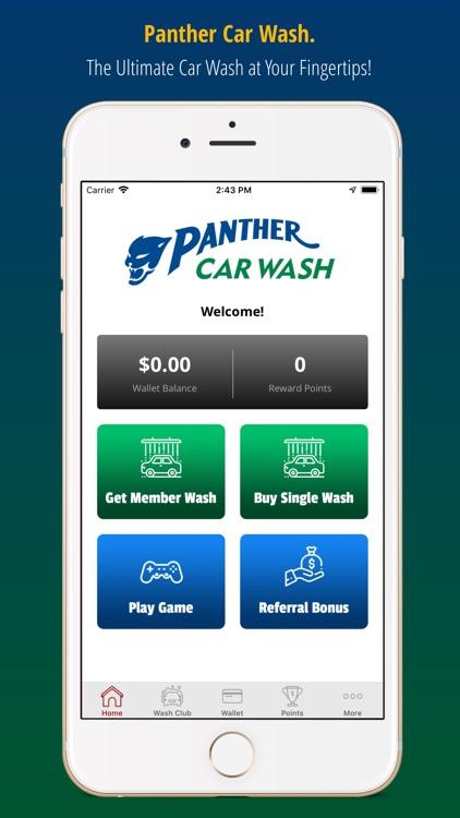 Panther Car Wash