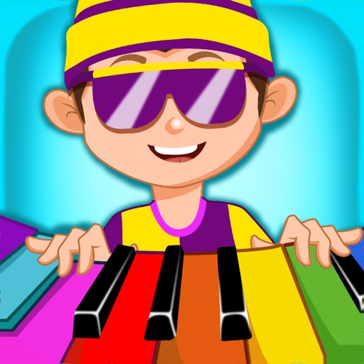 Musical Rainbow Piano