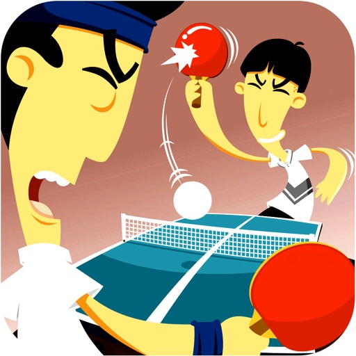 Table Tennis Stickman