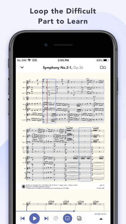 ScorePulse-Classical Music screenshot-3