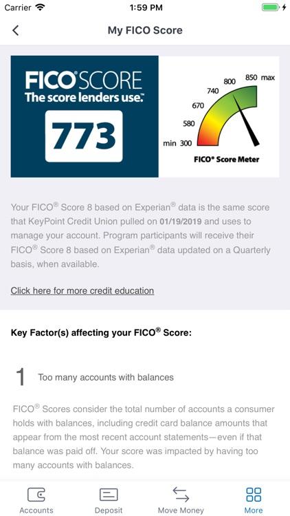 KeyPoint Credit Union Mobile screenshot-3