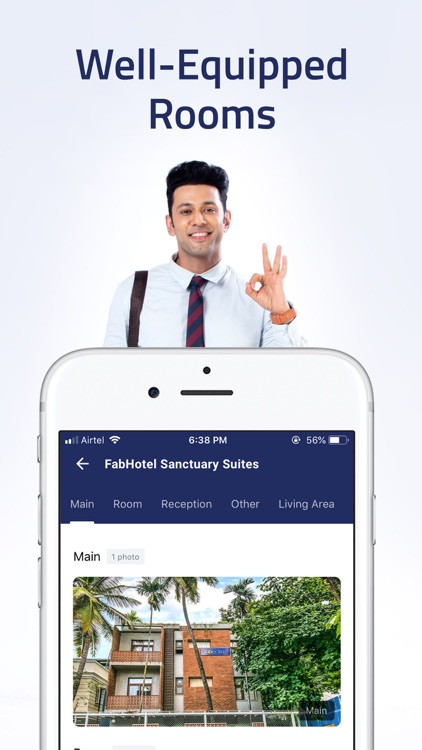 FabHotels: Hotel Booking App screenshot-5
