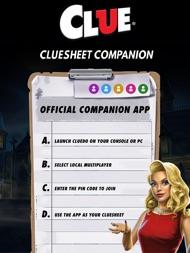 Cluesheet Companion ipad images