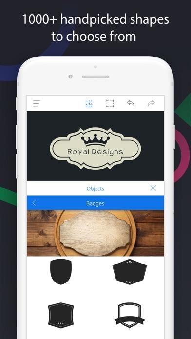 Vector Logo Maker Pro Screenshots