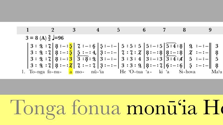 Tongan hymns FWC screenshot-3