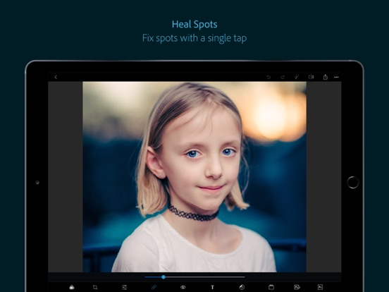 Photoshop Express Photo Editor Screenshot 4