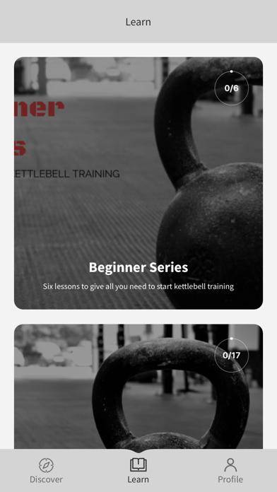 FKT Exercise & Nutrition screenshot 1