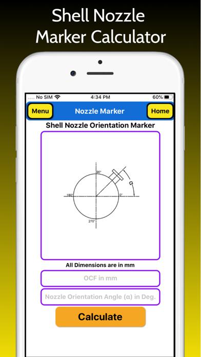 Nozzle Orientation Marker screenshot 2