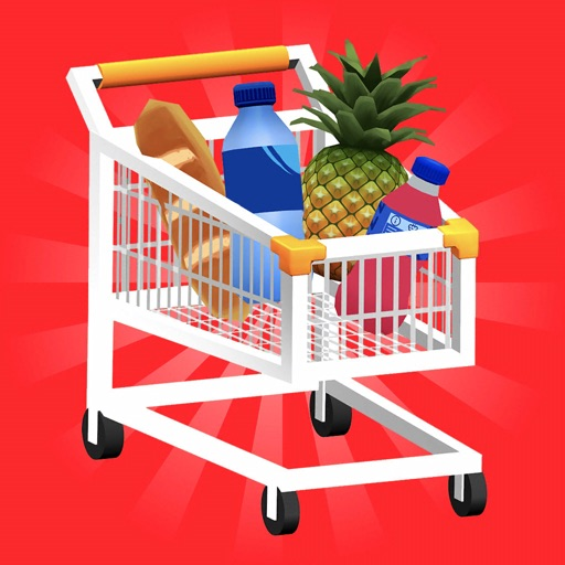 Hypermarket 3D free software for iPhone and iPad