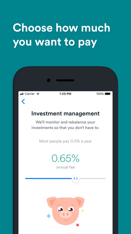 Haven: Invest & Save with Ease screenshot-5