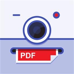 Camera to PDF Scanner App