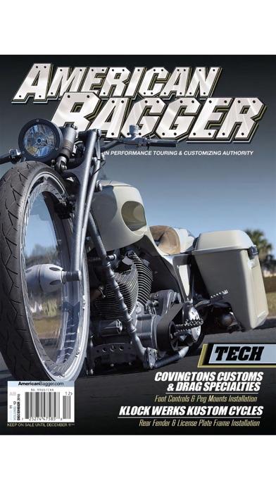 American Baggerのおすすめ画像5
