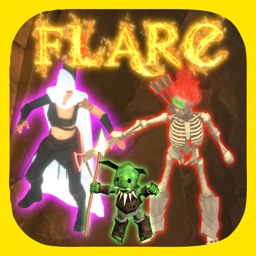 FlareX Immortal: Old Style RPG