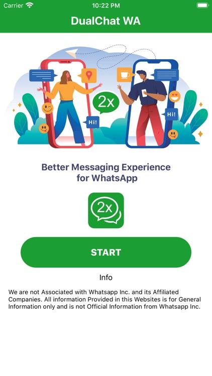 DualChat for WhatsApp