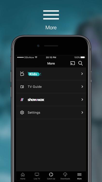 DStv Now screenshot-5