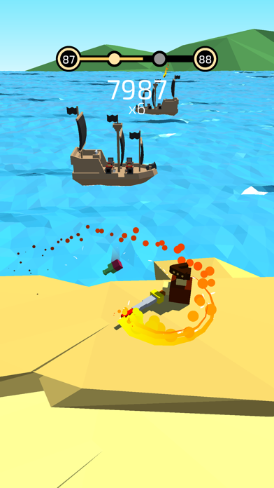 Baseball Fury screenshot 2