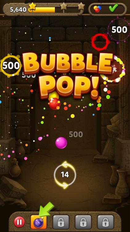 Bubble Pop Origin! Puzzle Game screenshot-5