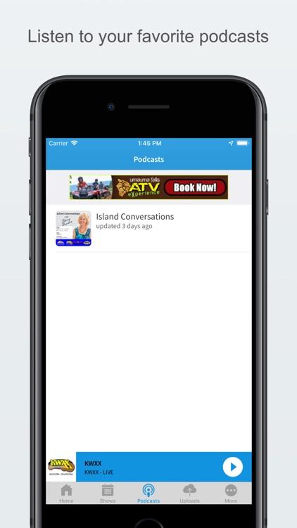 KWXX FM screenshot-3
