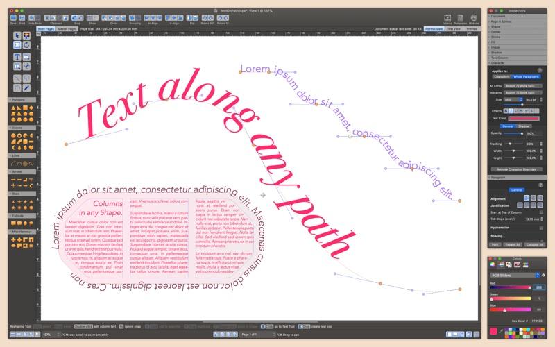 iStudio Publisher Screenshot