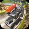 オフ 道路 油 貨物 タンカー 3d - iPhoneアプリ