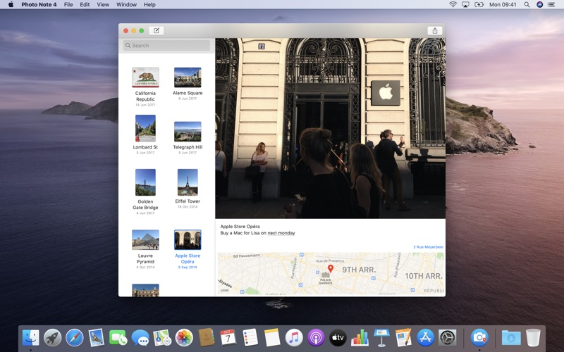 Photo Note 4 for Mac