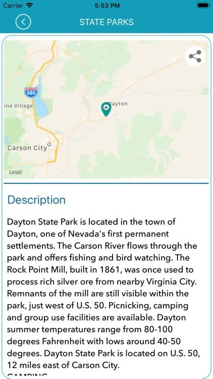 Nevada State Parks-