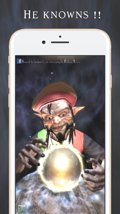 The Amazing Fortune Teller 3D screenshot-0