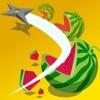 Fruit Ninja Blade - iPadアプリ