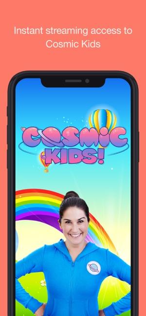 Cosmic Kids On The App Store