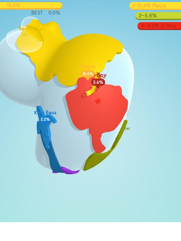 Paper.io 3Dのおすすめ画像3