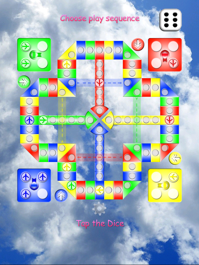 ‎Modern Ludo Screenshot