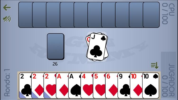 Gin Rummy: card game screenshot-3