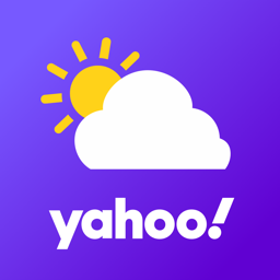 Ícone do app Yahoo Tempo