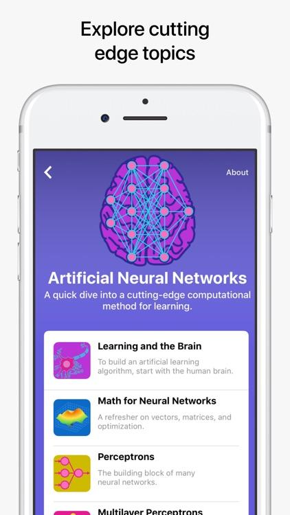 Brilliant – solve, learn, grow screenshot-3