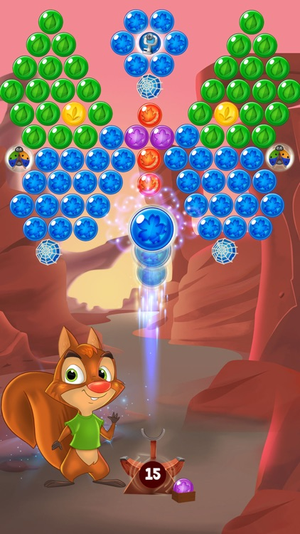 Bubble Friends - Bubble Pop screenshot-3