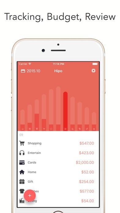 Hipo Money Screenshots