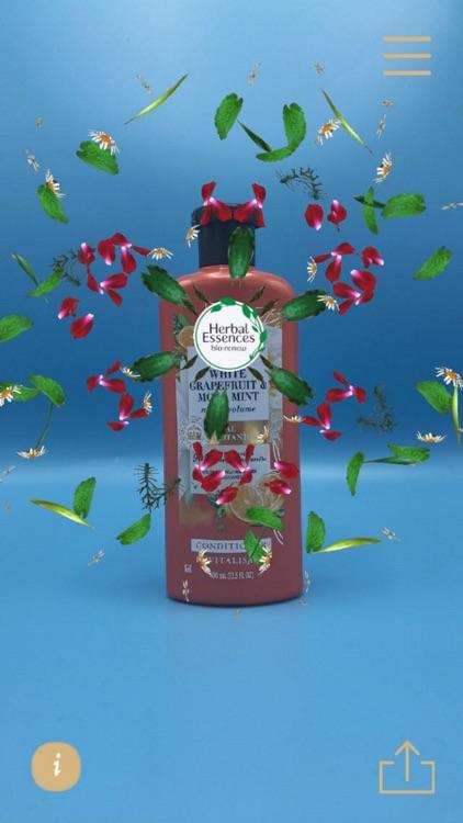 Herbal Essences AR Experience screenshot-5