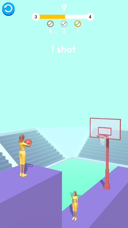 Ball Pass 3D screenshot-1