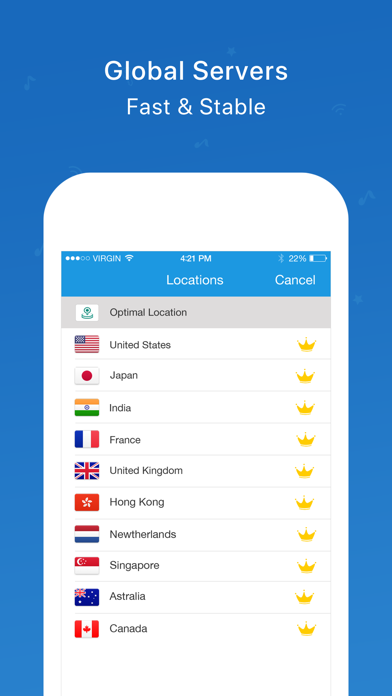 download Shield VPN - Unlimited  Proxy indir ücretsiz - windows 8 , 7 veya 10 and Mac Download now