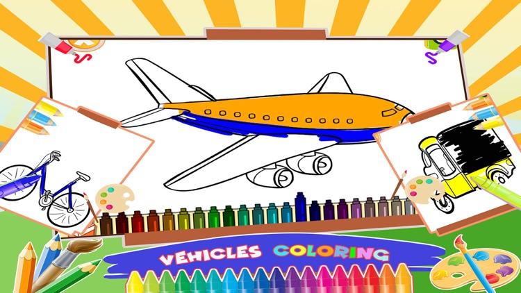 Coloring Games For Kids Baby screenshot-3