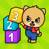 123 learning games for kids 2+ - Bimi Boo Kids - Games for boys and girls LLC