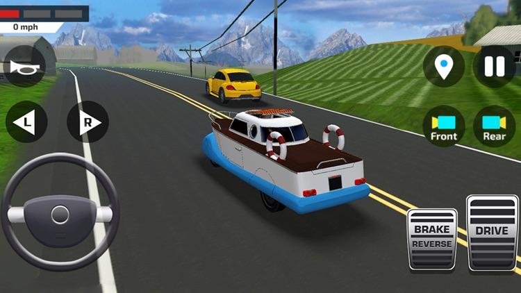 Driving Test Simulator Game screenshot-9