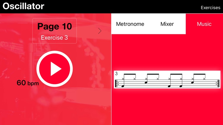 Oscillator Drum Jams screenshot-4
