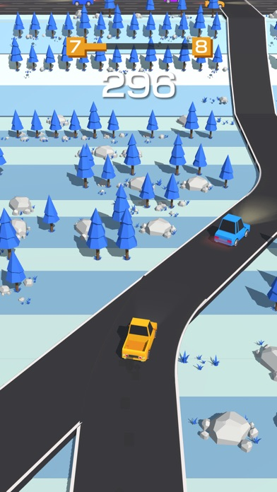 Traffic Run! screenshot 4